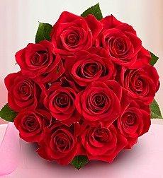 Dozen Roses fresh cut
